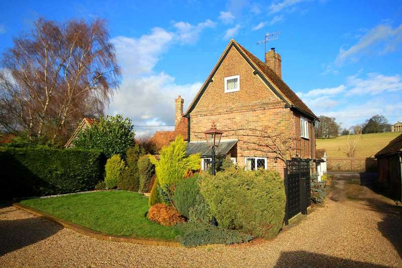 2 Bedrooms Cottage House for sale in GRADE II LISTED COTTAGE IN PICTURESQUE WATER END.