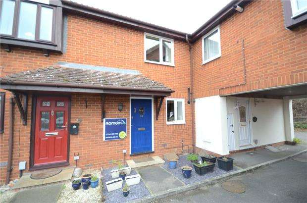 2 Bedrooms Terraced House for sale in Staffordshire Croft, Warfield