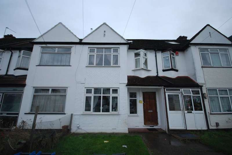 4 Bedrooms Terraced House for rent in THE GRANGE, WEMBLEY, MIDDLESEX, HA0 1SY