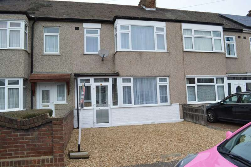 3 Bedrooms Terraced House for sale in Gainsborough Road, South Hornchurch