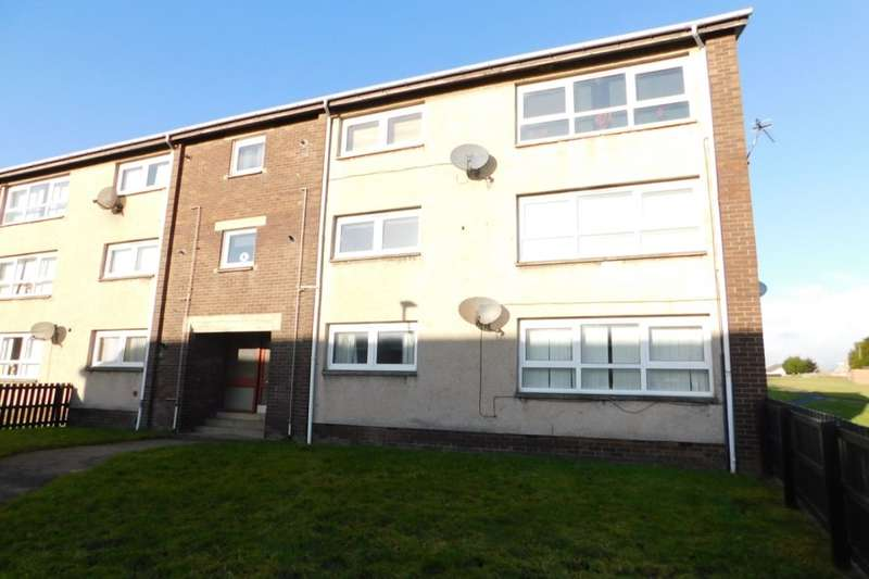 2 Bedrooms Flat for sale in Northwood Drive, Newmains, Wishaw, ML2