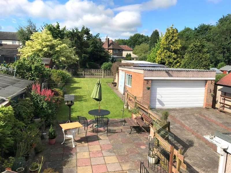 3 Bedrooms Bungalow for sale in Mansfield Road, Hasland, Chesterfield, S41