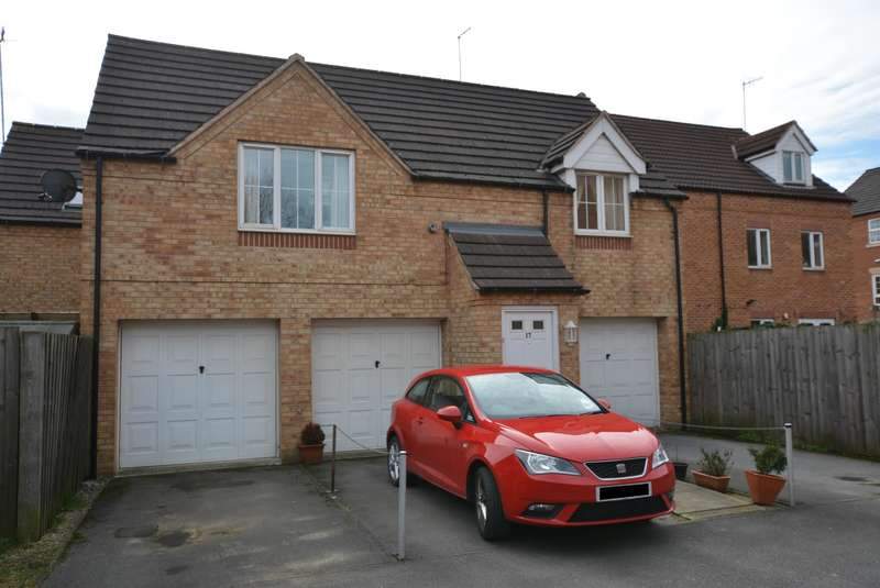 2 Bedrooms Apartment Flat for sale in Haslam Court, Stonegravels, Chesterfield, S41