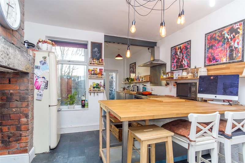 2 Bedrooms Terraced House for sale in Limpsfield Road, Wincobank, Sheffield, S9