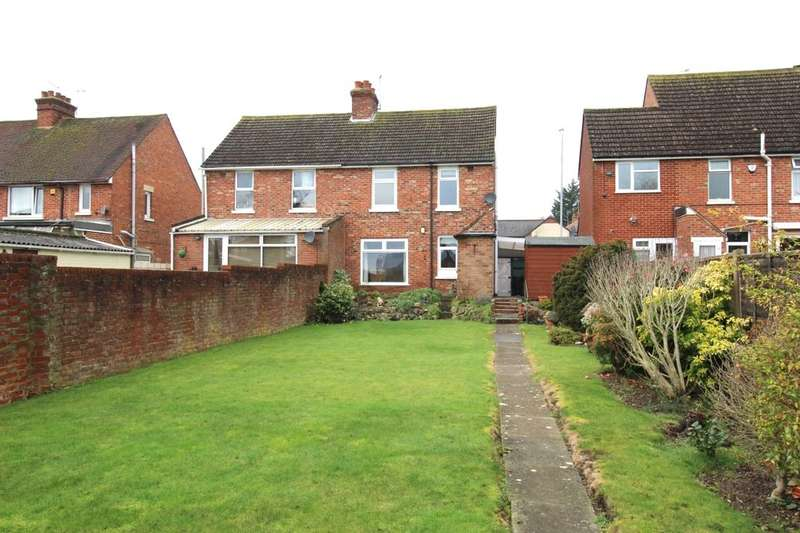 2 Bedrooms Semi Detached House for sale in Kingsnorth Road, Ashford, TN23