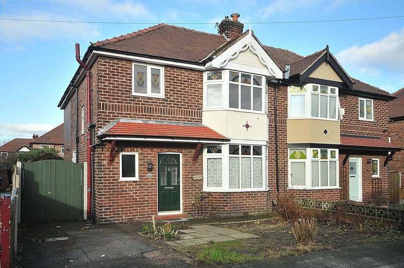 3 Bedrooms Semi Detached House for sale in Lindi Avenue, Grappenhall