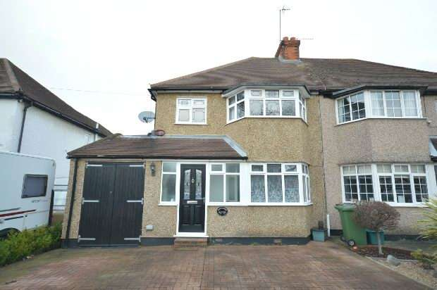 3 Bedrooms Semi Detached House for rent in Court Farm Avenue, Epsom