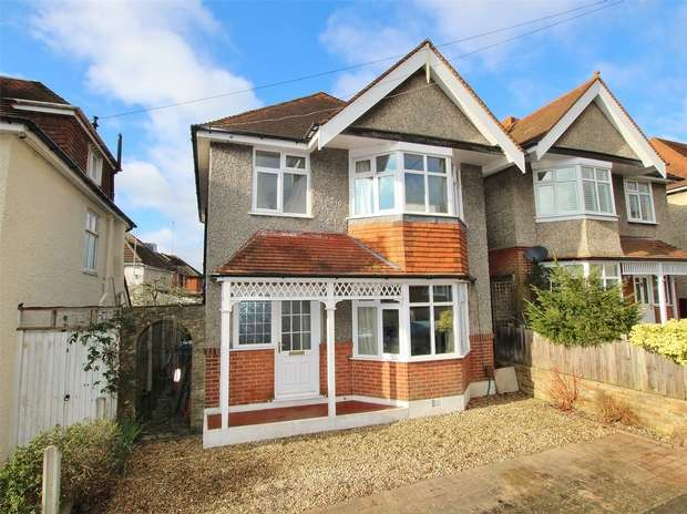 3 Bedrooms Detached House for sale in Ponsonby Road, Lower Parkstone, POOLE, Dorset