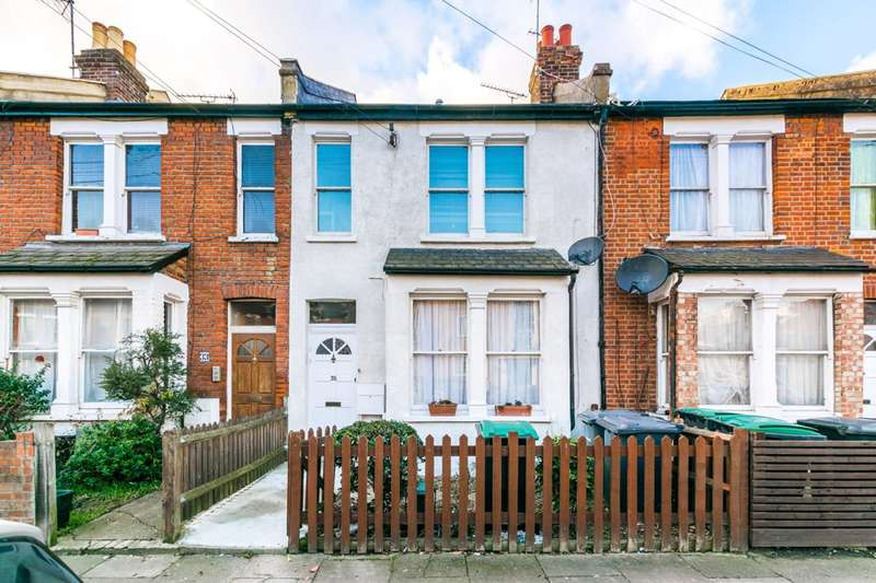 3 Bedrooms Flat for sale in Marlborough Road, Bounds Green, N22