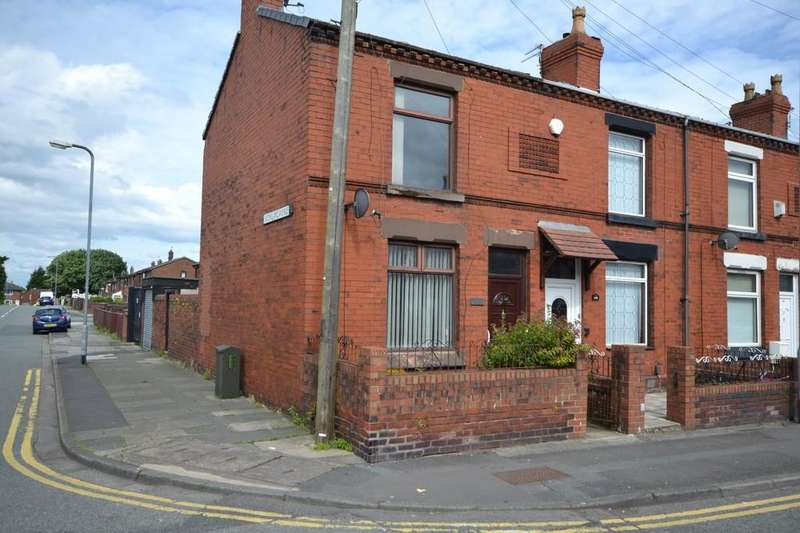 3 Bedrooms End Of Terrace House for sale in Elephant Lane, Thatto Heath, St. Helens