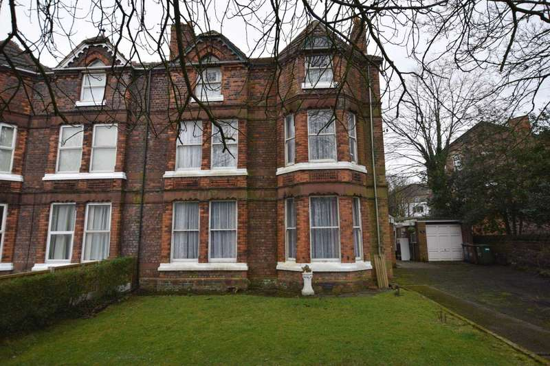 6 Bedrooms Semi Detached House for sale in Egerton Park, Rock Ferry