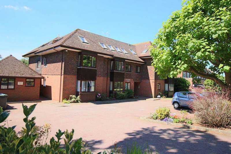 2 Bedrooms Flat for sale in Fitzjohn Court, Hassocks, West Sussex.