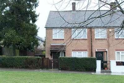 2 Bedrooms Terraced House for sale in Courtenay Avenue, Harrow Weald