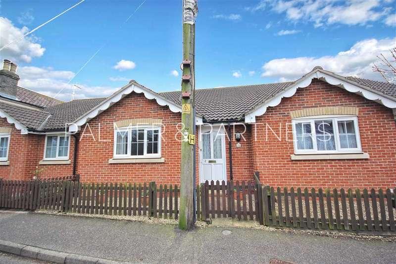 2 Bedrooms Bungalow for sale in Stuarts Drive, Sudbury