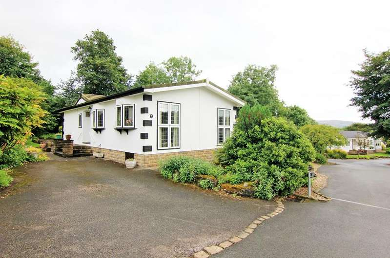 2 Bedrooms Park Home Mobile Home for sale in 2 Mossdale, Long Ashes, Threshfield,