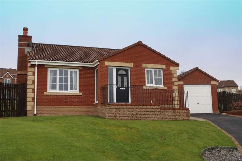 2 Bedrooms Detached Bungalow for sale in CA28 6SB Broom Bank, Whitehaven, Cumbria