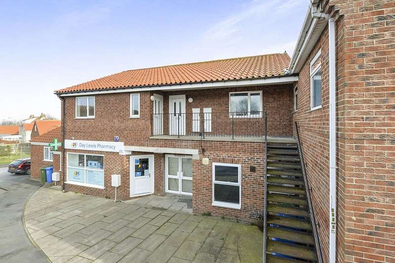 2 Bedrooms Flat for sale in Mount Farm Close, Whitby, YO22