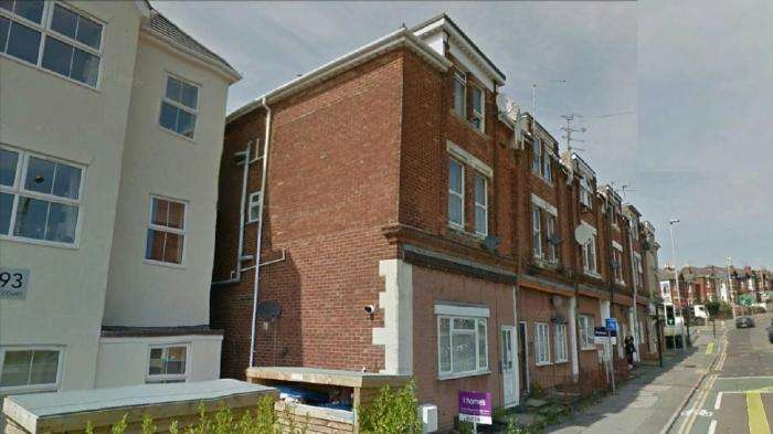 Block Of Apartments Flat for sale in Bournemouth Road, Branksome