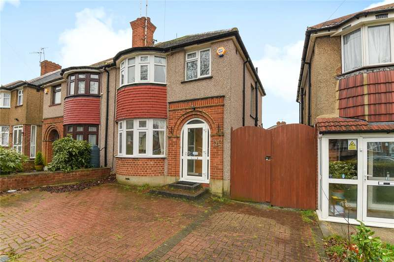 3 Bedrooms Semi Detached House for sale in Tintern Way, Harrow, Middlesex, HA2