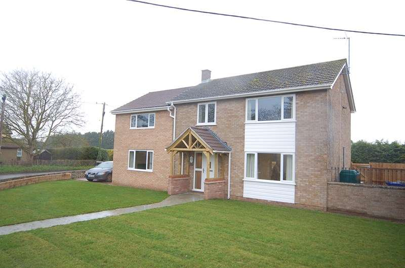 5 Bedrooms Detached House for rent in Friday Street, West Row, Bury St. Edmunds