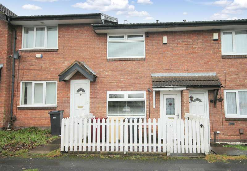 2 Bedrooms Town House for sale in Kilsby Close, Farnworth, Bolton, BL4 7TJ