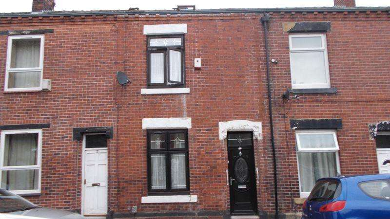 2 Bedrooms Terraced House for sale in Meldrum Street, Oldham