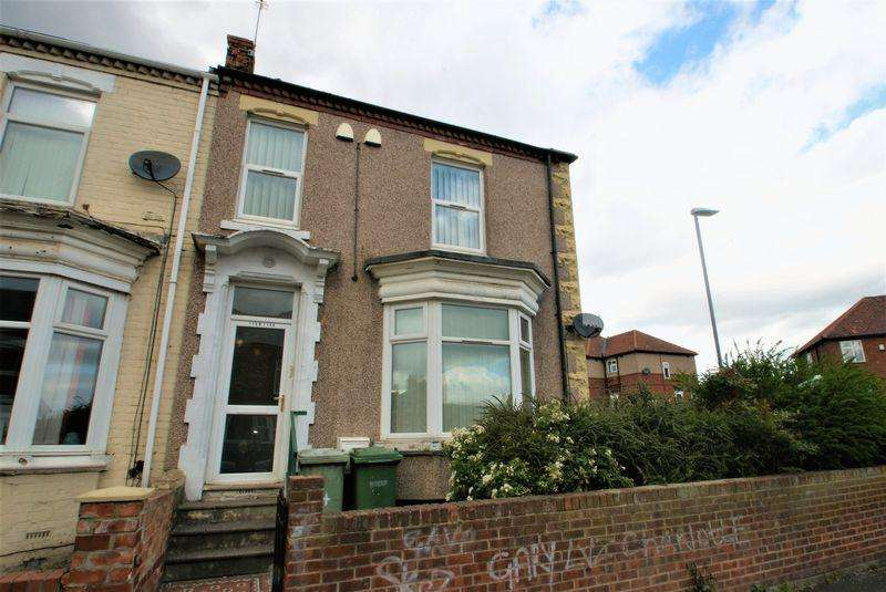4 Bedrooms Terraced House for sale in Two x Two Bed Flats.Londonderry Road, Stockton-On-Tees