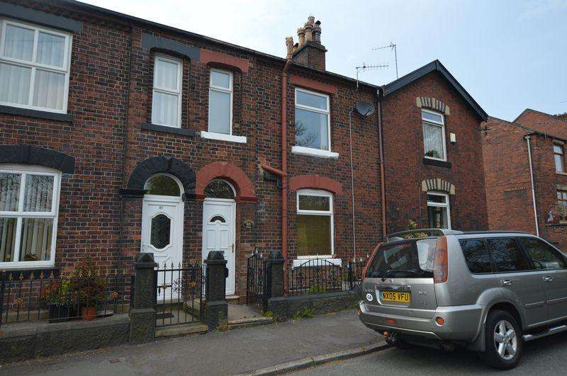 2 Bedrooms Terraced House for sale in Whitelees Road, Littleborough