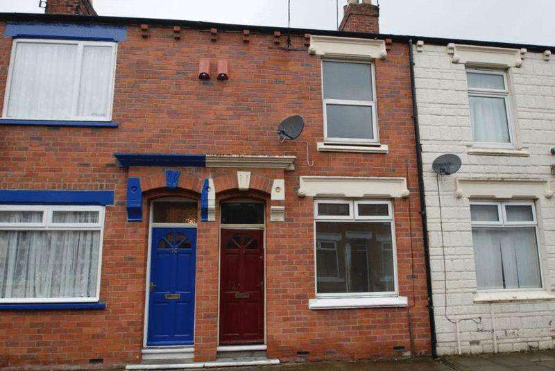 2 Bedrooms Terraced House for sale in Falmouth Street, Middlesbrough TS1 3HH