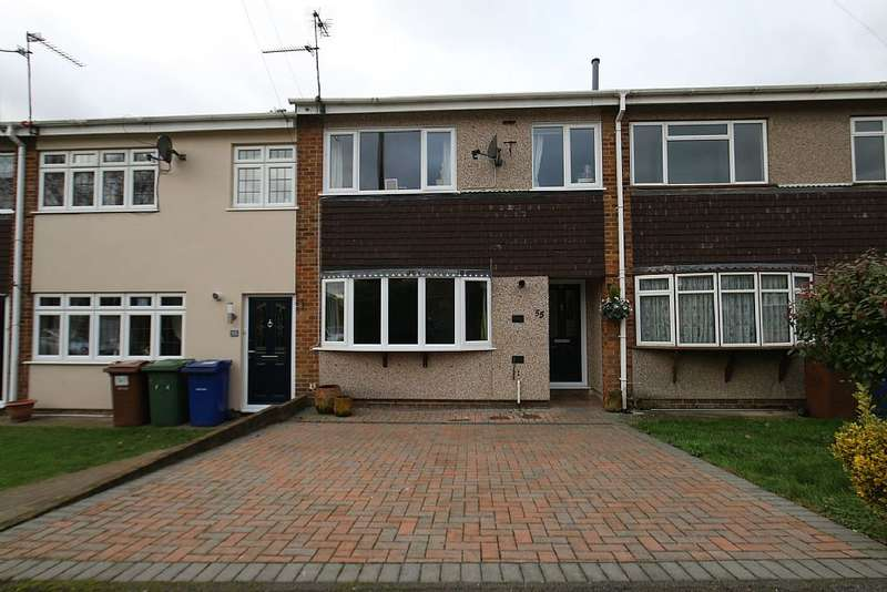 3 Bedrooms Terraced House for sale in Lower Crescent, Linford, Stanford-le-Hope, Essex, SS17 0QJ
