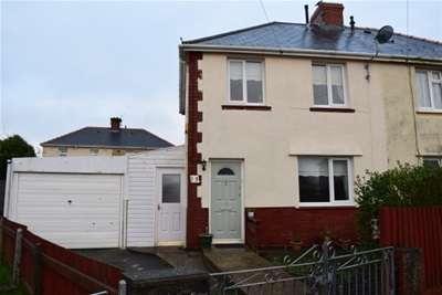 2 Bedrooms House for rent in Rhandir, Llwynhendy, Llanelli, Carmarthenshire.