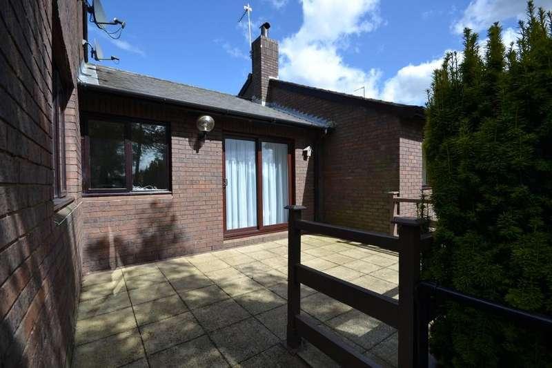 2 Bedrooms Semi Detached Bungalow for rent in Fairfield Gardens, Crank, St Helens