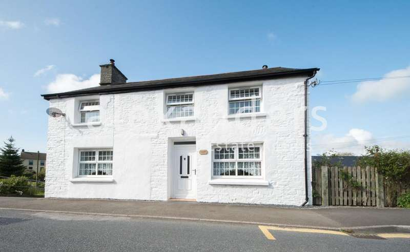 4 Bedrooms Detached House for sale in Llanilar, Aberystwyth