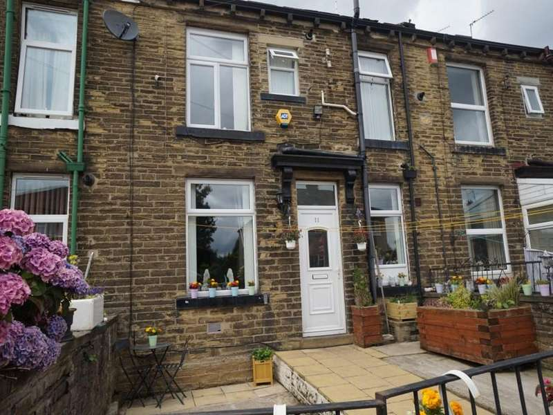 3 Bedrooms Terraced House for sale in Crestville Terrace, Clayton