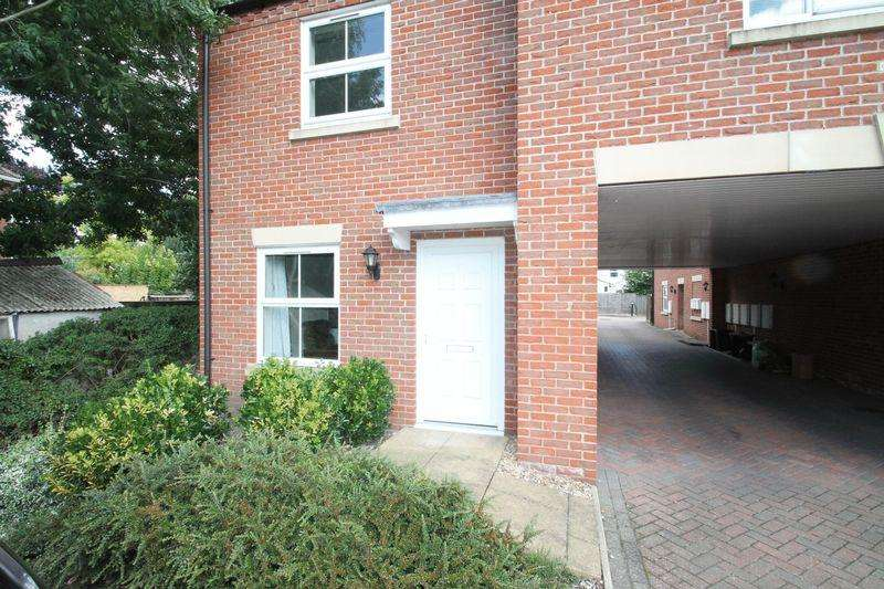 1 Bedroom Apartment Flat for sale in St Thomas Road, Spalding