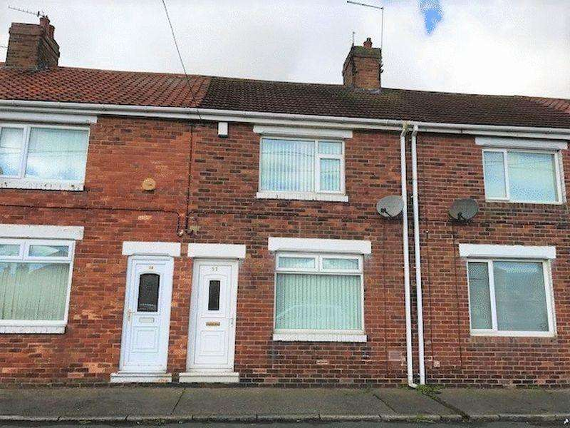 2 Bedrooms House for sale in Stewart Street, Easington