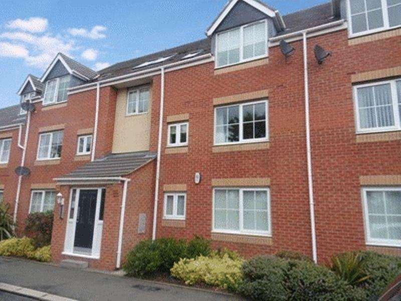 2 Bedrooms Apartment Flat for sale in Astley Road, Seaton Delaval
