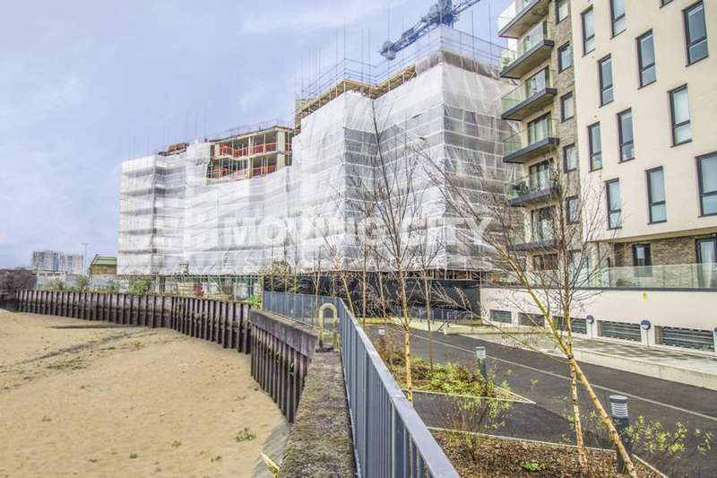 2 Bedrooms Apartment Flat for sale in Leven Wharf, Langdon Park, E14
