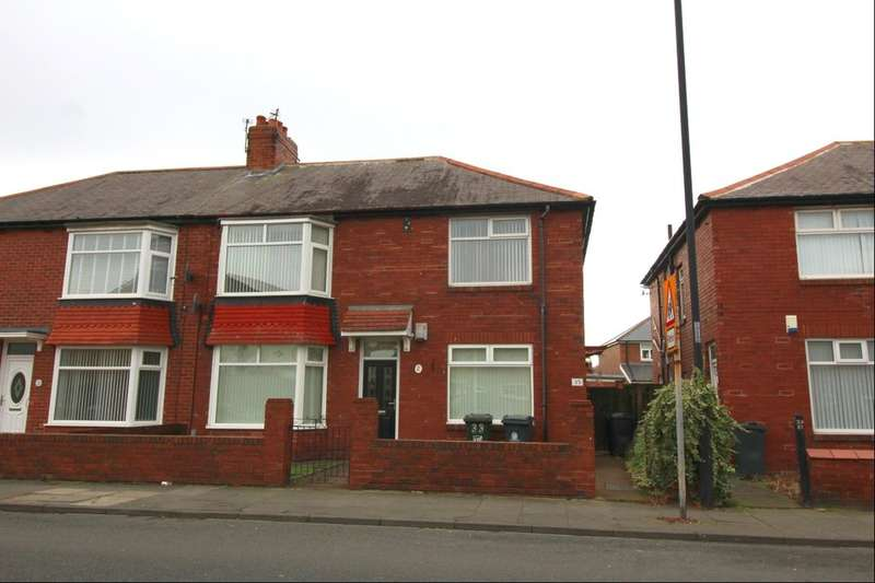 2 Bedrooms Flat for sale in West Street, Wallsend, NE28
