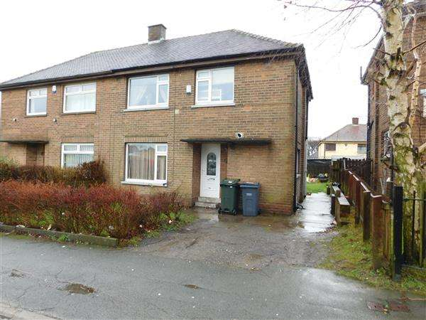 3 Bedrooms Semi Detached House for sale in Collinfield Rise, Bradford