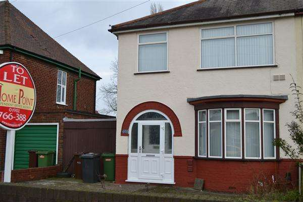 3 Bedrooms Semi Detached House for rent in Stafford Road, Oxley, Wolverhampton