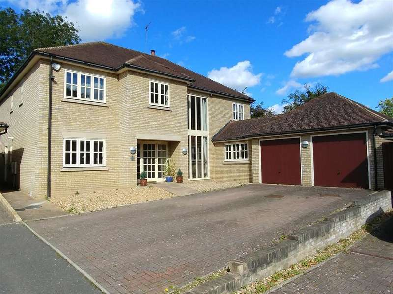 5 Bedrooms Detached House for sale in Linden Gardens, Orton Northgate, Peterborough