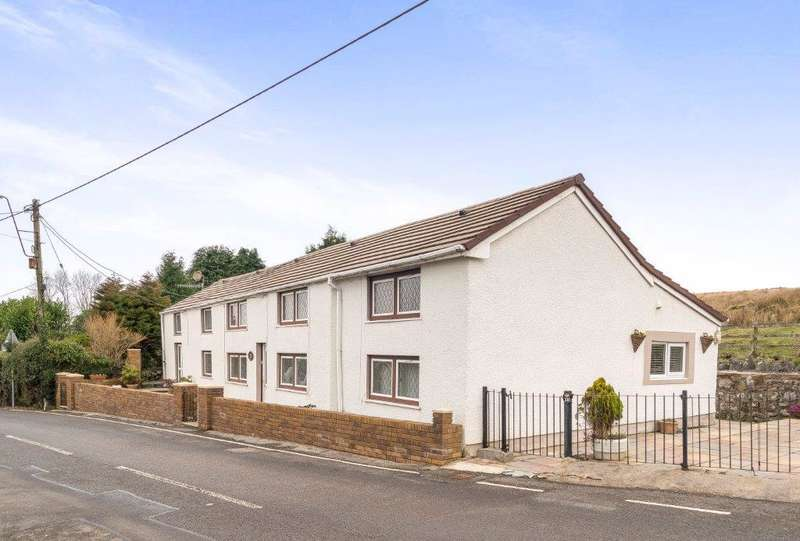 4 Bedrooms Cottage House for sale in Mountain Road, Upper Brynamman, Ammanford