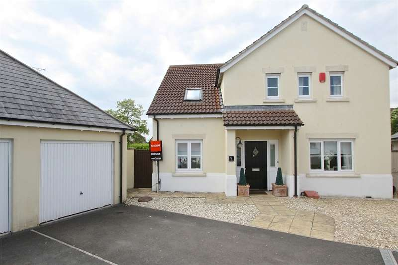 4 Bedrooms Detached House for sale in Hatch Beauchamp, Taunton, Somerset