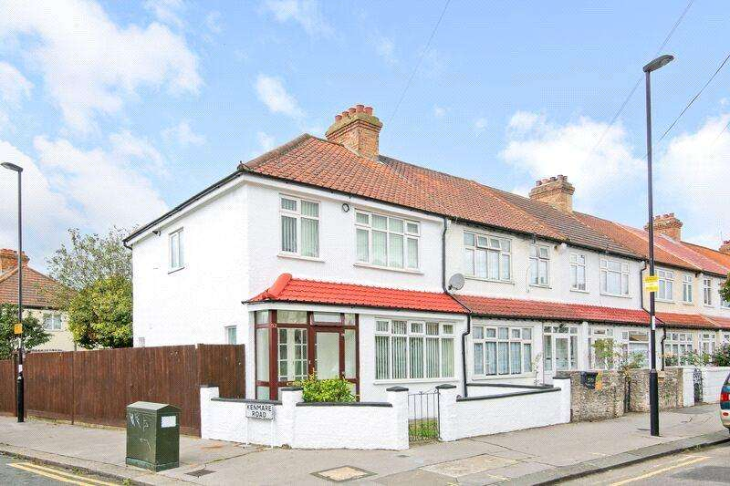 3 Bedrooms End Of Terrace House for sale in Keston Road, Thornton Heath, CR7