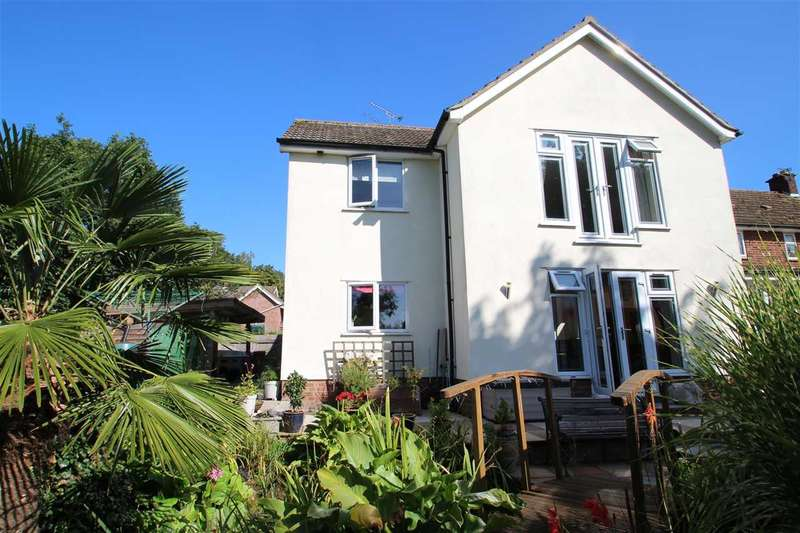 5 Bedrooms Semi Detached House for sale in Church Lane, Playford, Ipswich