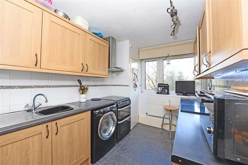 2 Bedrooms Apartment Flat for sale in Hilsea Point, Wanborough Drive, London