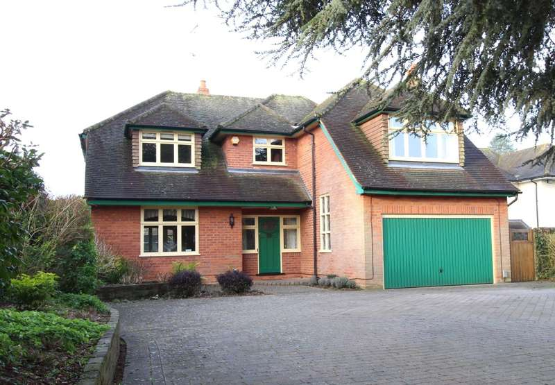 4 Bedrooms Detached House for sale in Kidmore End Road, Emmer Green, Reading, RG4