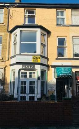 8 Bedrooms Hotel Gust House for sale in Palatine Road Central Blackpool