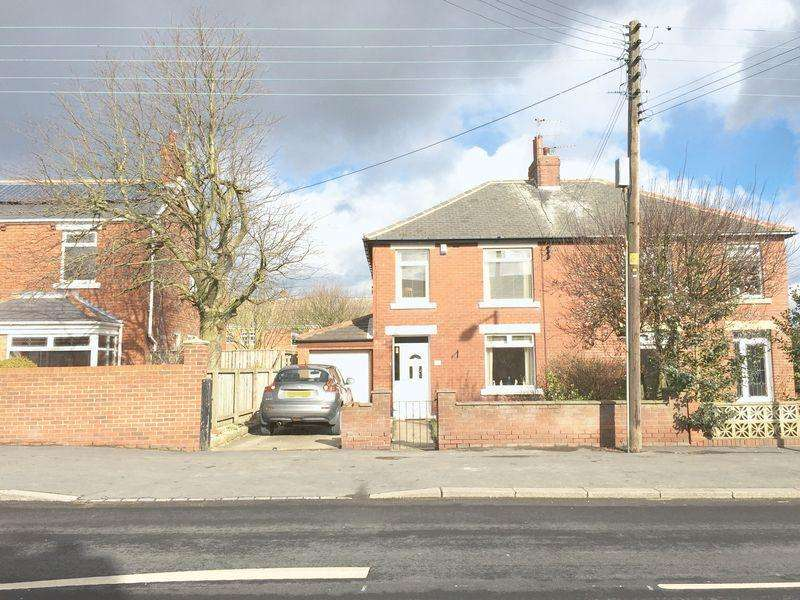 3 Bedrooms Semi Detached House for sale in Thorpe Road, Easington Village